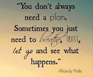 quotes, trust, and life image