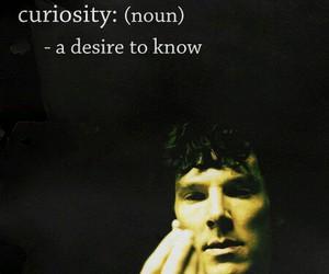 curiosity and sherlock holmes image