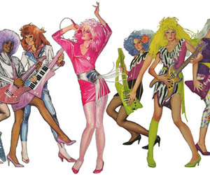 80s and jem image