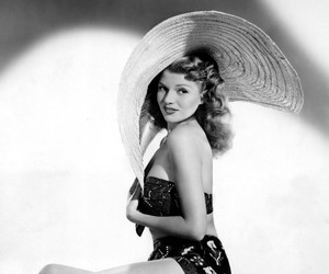rita hayworth, 1940s, and vintage image