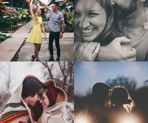 couple, love life, and love image