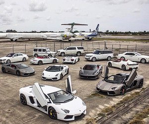 cars, luxury, and lavish life image