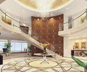 entrance, gorgeous, and luxury image