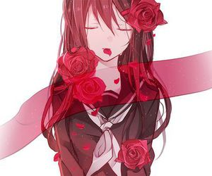 anime, anime girl, and kagerou days image