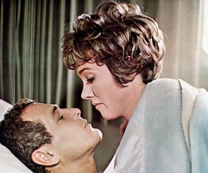 julie andrews, paul newman, and torn curtain image