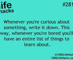 advice, awesome, and life hack image