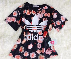 adidas, style, and dress image