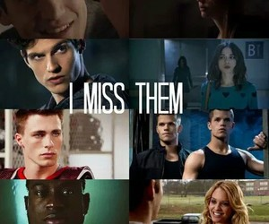 OMG, teen wolf, and ❤ image