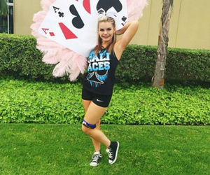 aces, cheer, and california allstars image