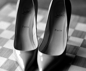 shoes, heels, and paris image