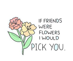 flowers, transparent, and cute image