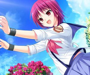 angel beats and iwasawa image