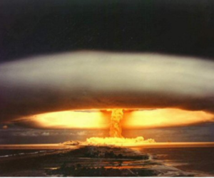 explosion, photography, and bomb image