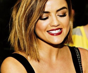 lucy hale, pretty little liars, and girl image