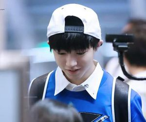 airport, tfboys, and chinese image