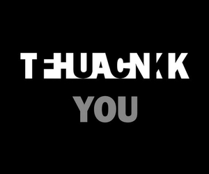 and, quote, and thankyou image