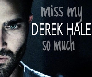 boy, teen wolf, and miss him image