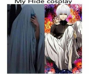 anime, hide, and tokyo ghoul image