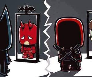 bad, batman, and Ben Affleck image