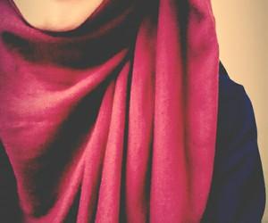 beauty, khimar, and muslim image