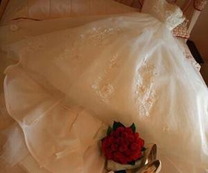 rose and wedding image