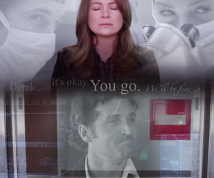 grey's anatomy, merder, and meredith grey image