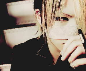 jrock, sexy, and the gazette image