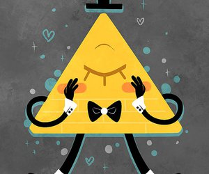 gravity falls and bill image