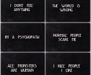 american horror story, ahs, and quotes image