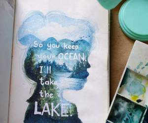 colleen hoover, draw, and lake image