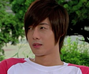 green, kim hyun joong, and kdrama image
