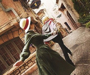 cosplay and howl's moving castle image