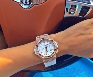 luxury, watch, and Bentley image