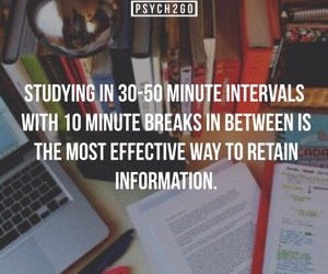 study, school, and motivation image