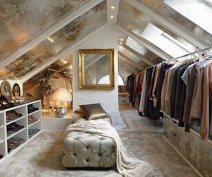 attic, closet, and wardrobe image