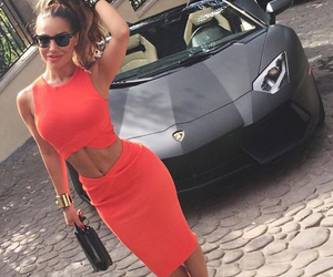 car, style, and beauty image