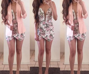 chic, summer, and clothes image