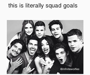 teen wolf, goals, and tyler posey image