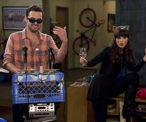 fox, new girl, and jessica image