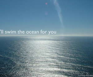 ocean, text, and kelsey image