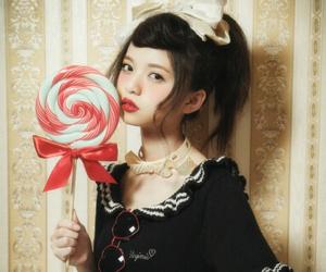 fashion, japanese, and girl image