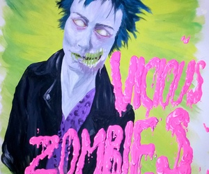 art, sid, and zombie image