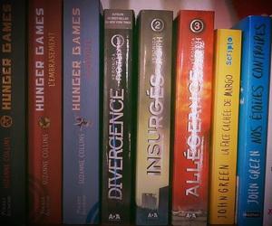 book, books, and escape image