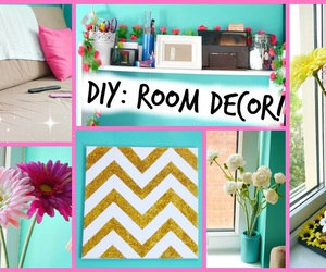 diy, decor, and room image
