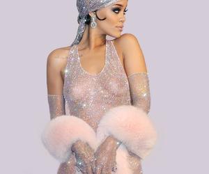 rihanna, pink, and sexy image