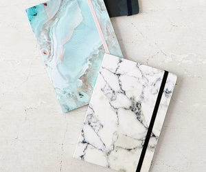 marble, notebook, and school image