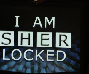 sherlock, sherlock holmes, and benedict cumberbatch image
