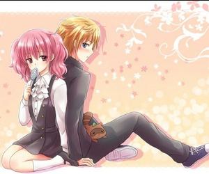 anime and inu x boku ss image