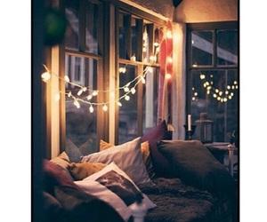 light, room, and christmas image