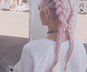fashion, tresses, and girl image